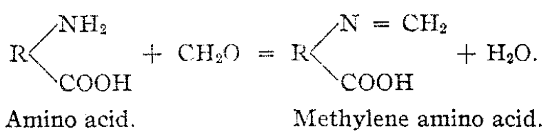 Formalin formula