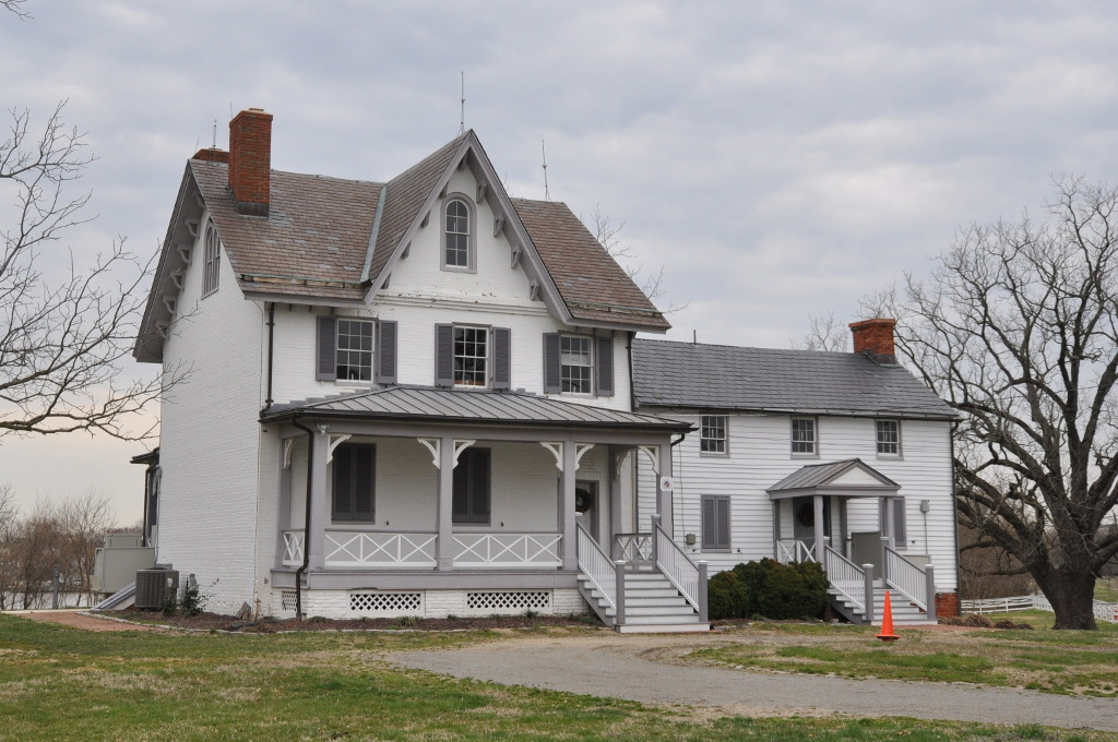 Photo: la maison de Todd Howard en Lower Macungie Township, Pennsylvania.