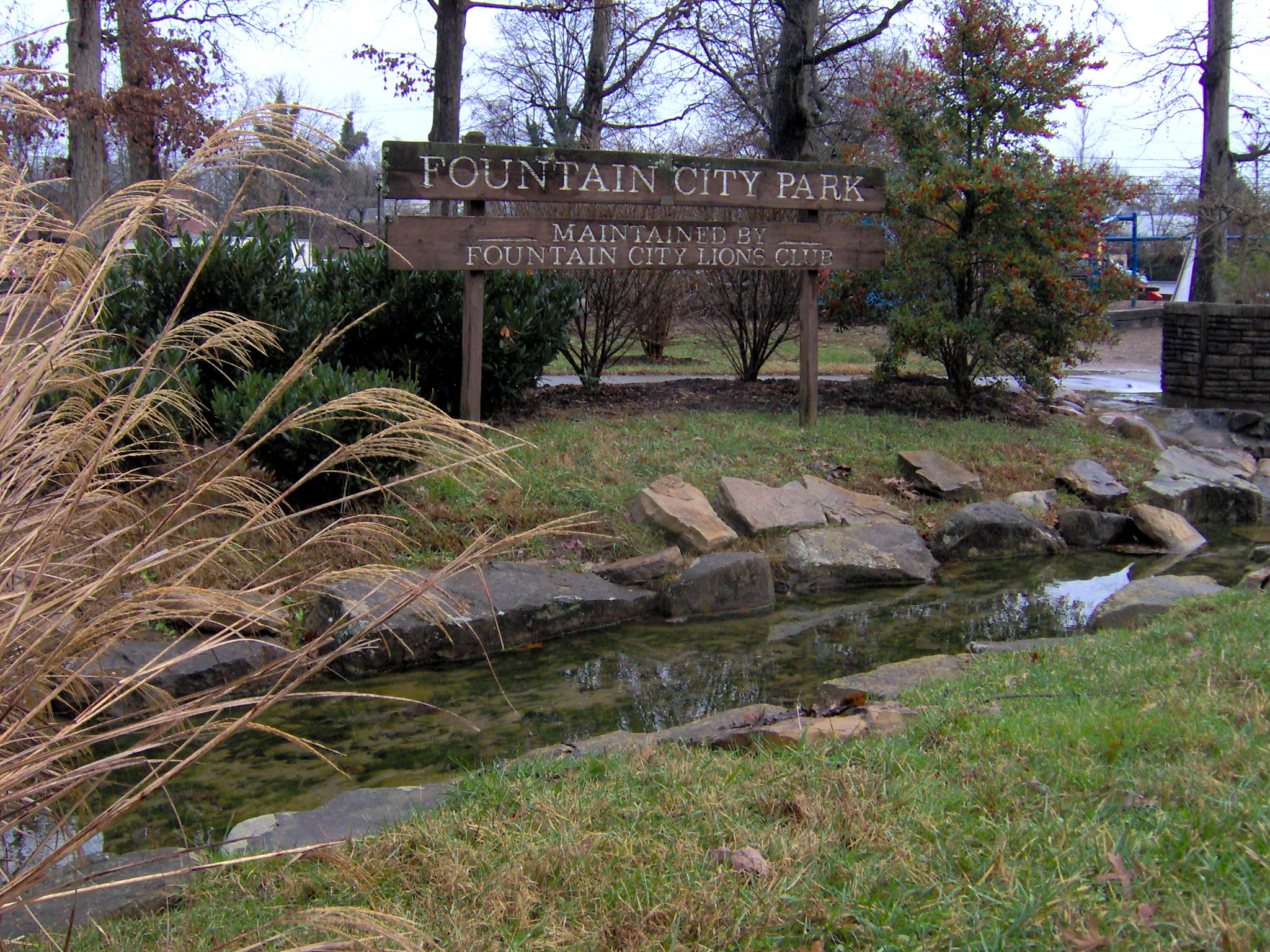 The Park At Fountain City Apartments Knoxville Tn