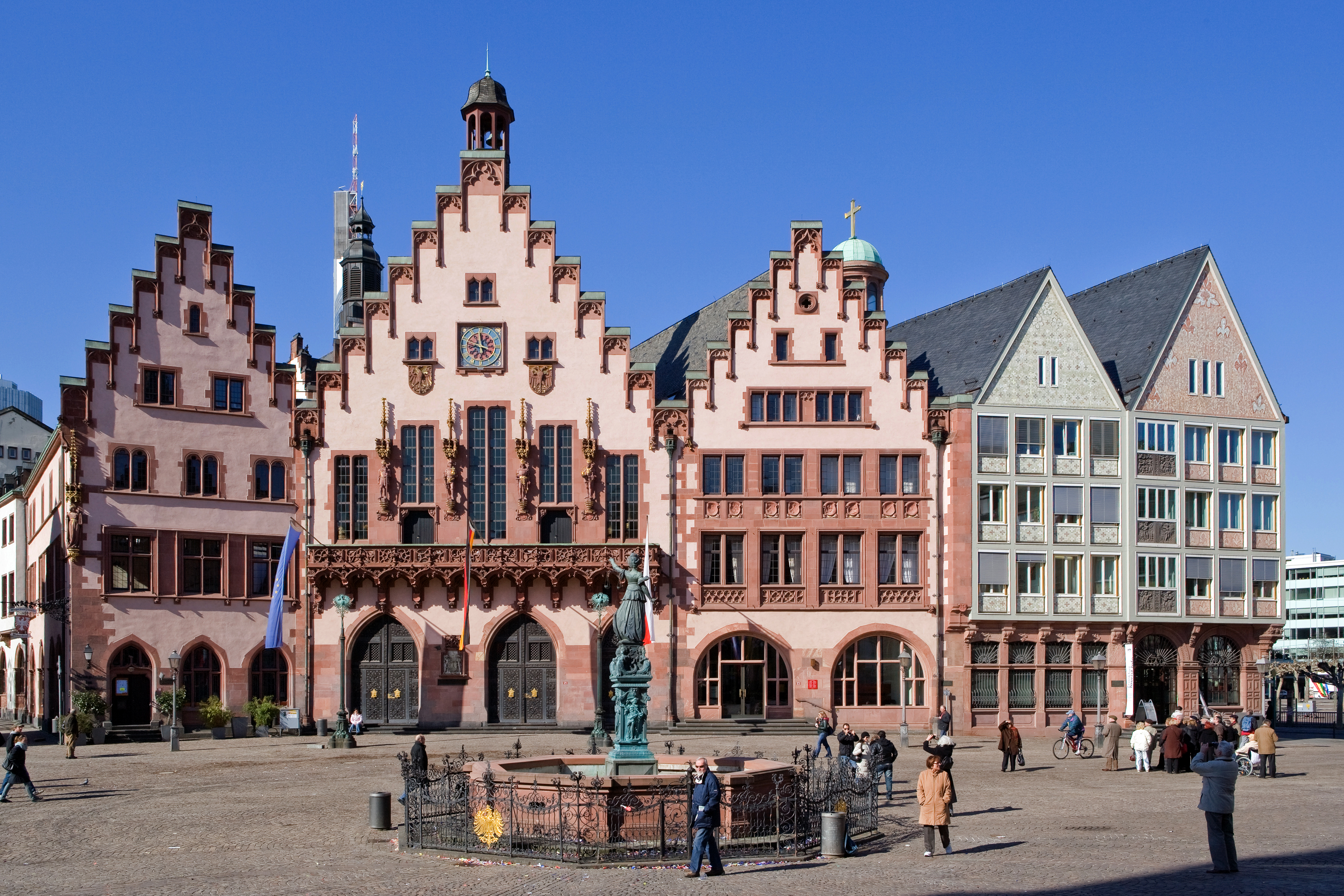 Cafe Platz Frankfurt