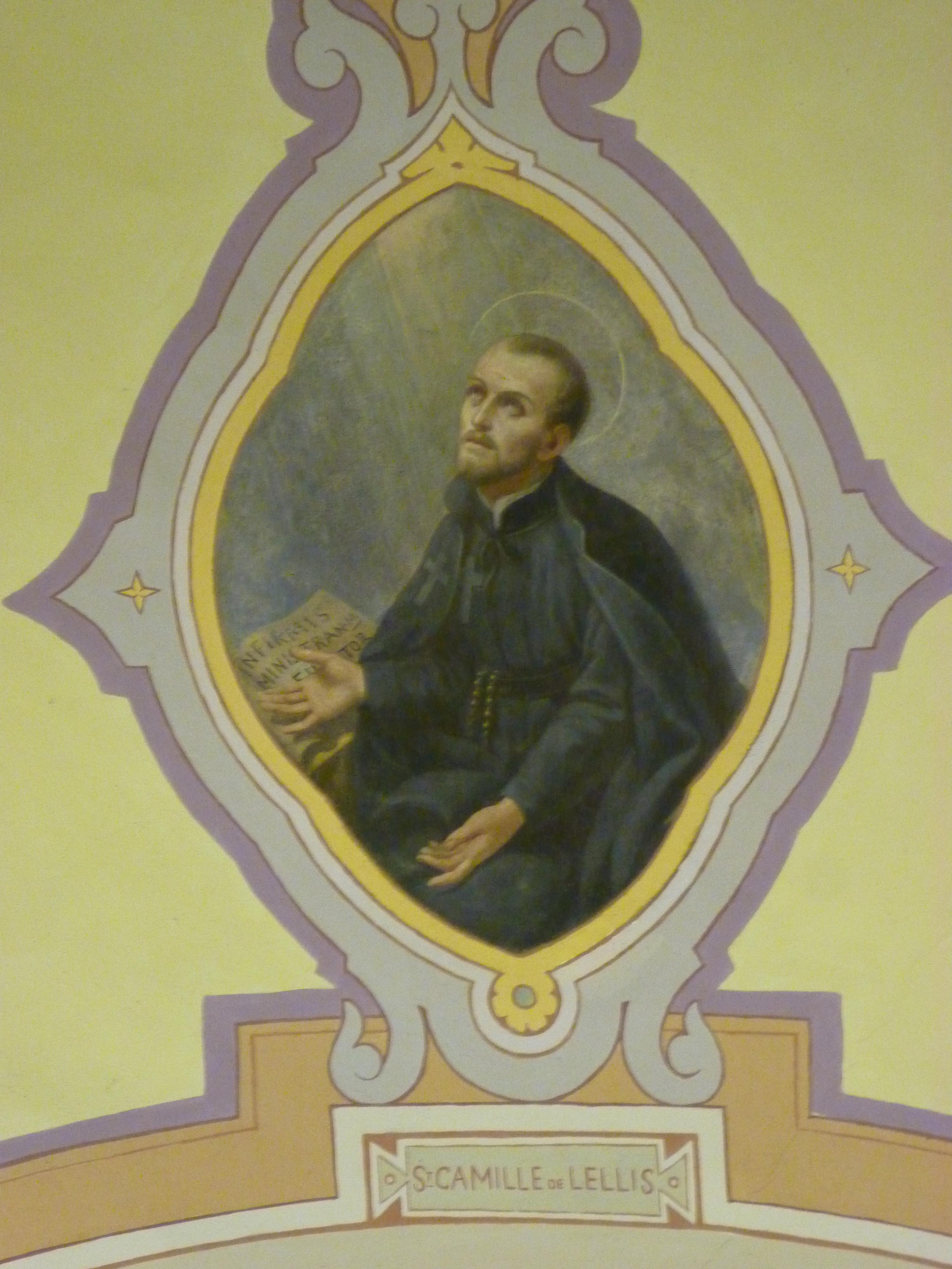 Kamillus Von Lellis
