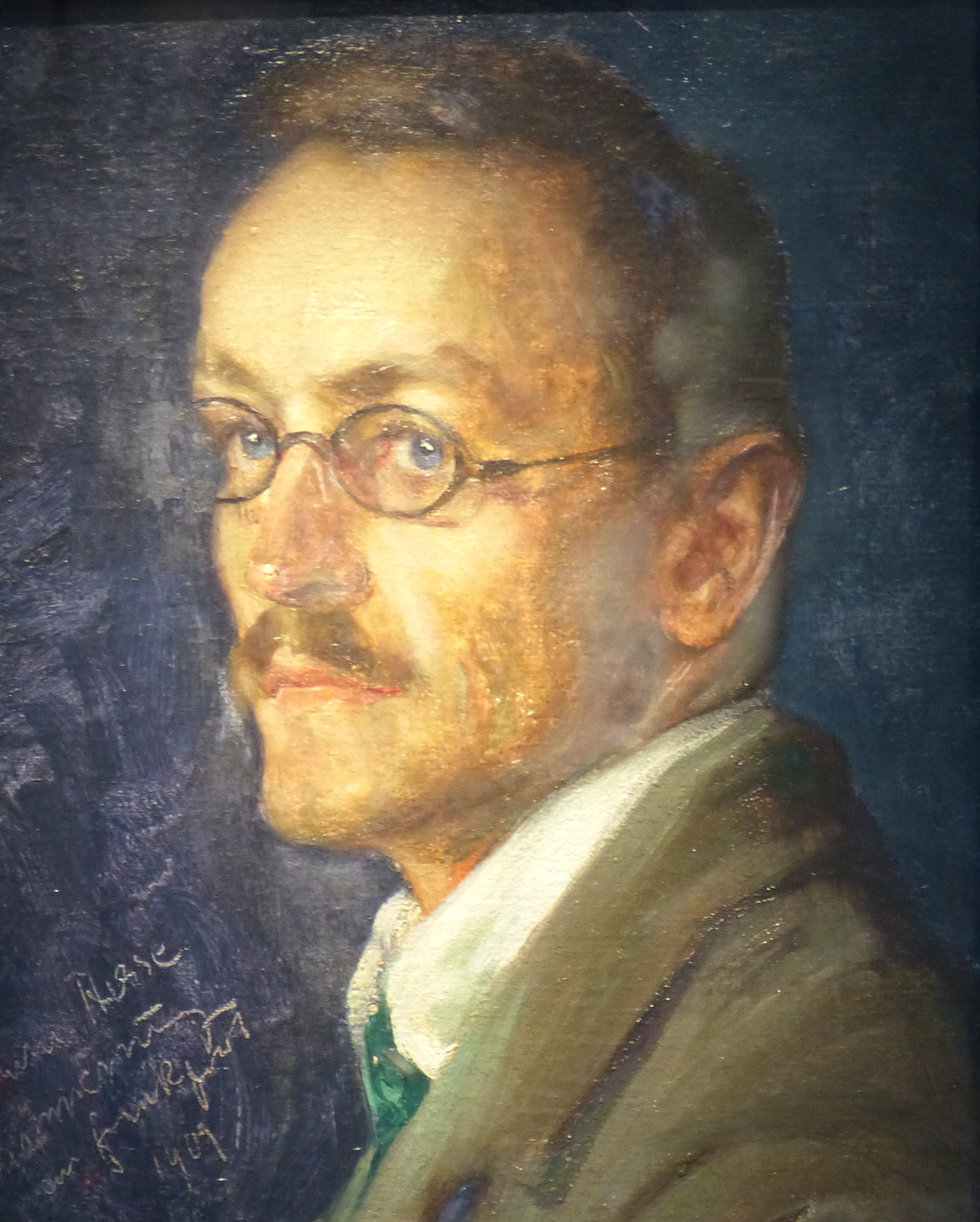 Slikovni rezultat za Hermann Hesse he thinks
