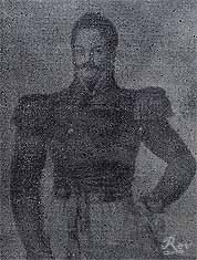 Gregorio Paz Argentine general