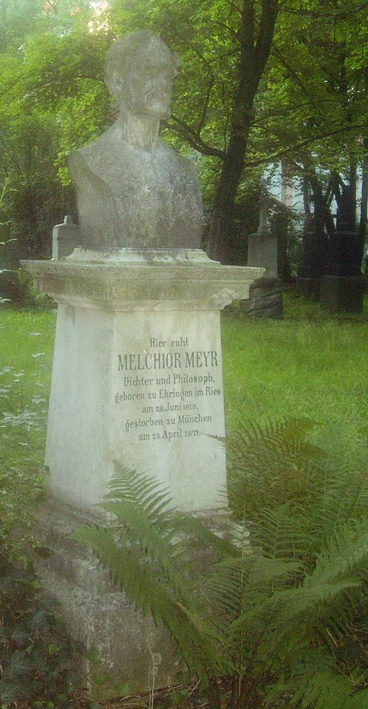 Grave of Melchior Meyr