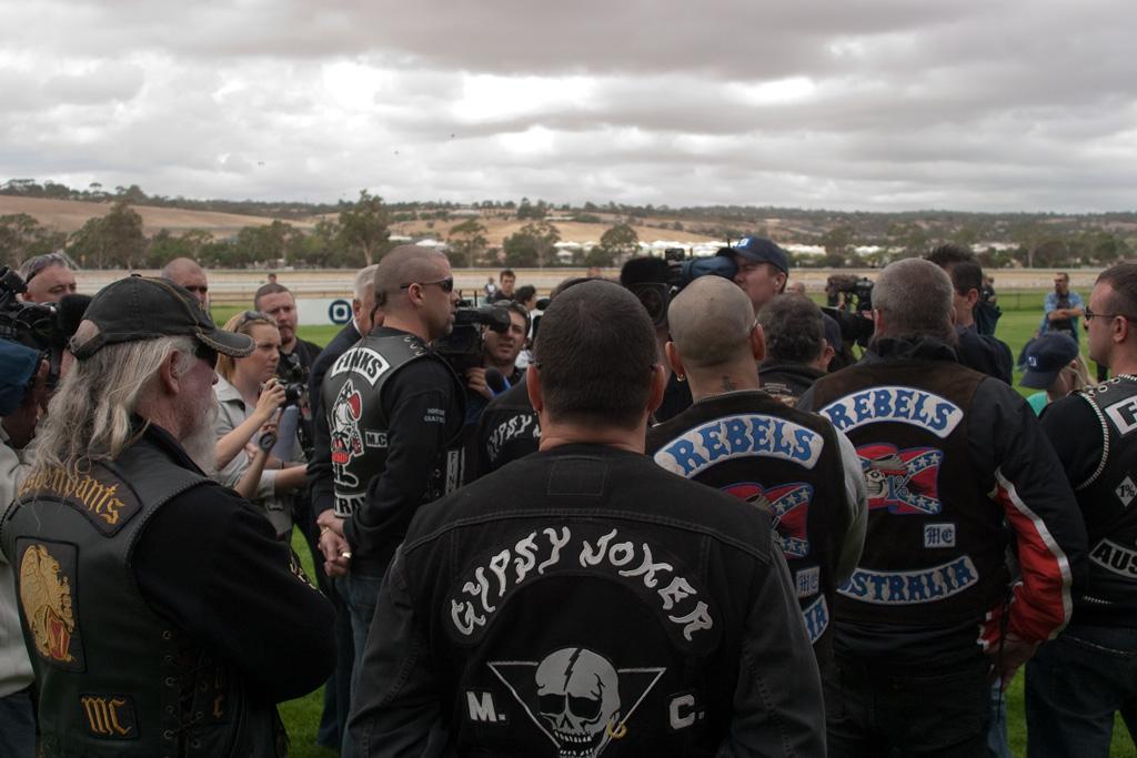 Outlaw Motorcycle Club Logos