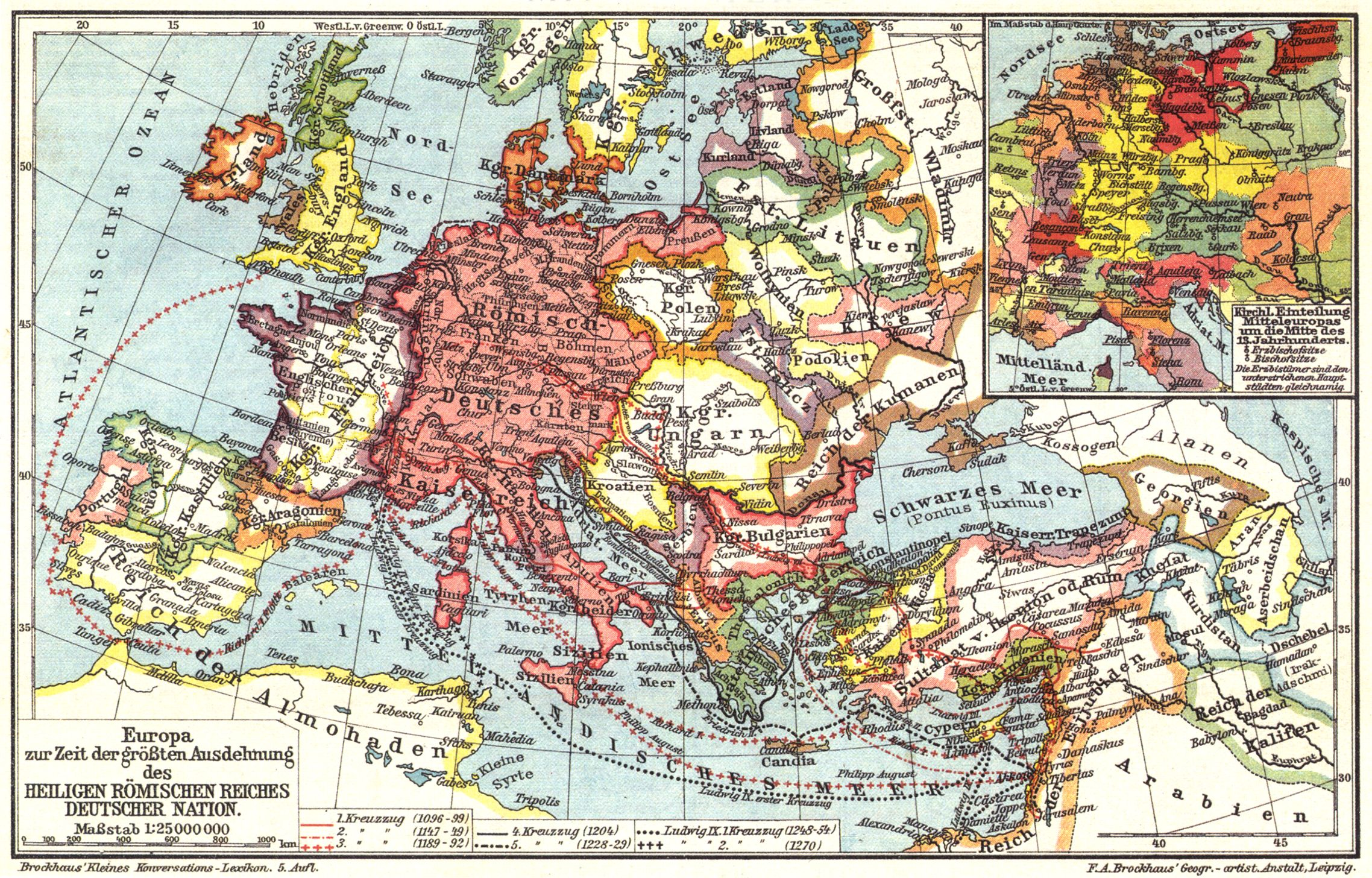 The Holy Roman Empire at Its