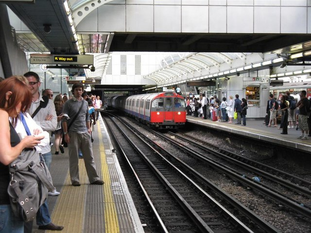 Hammersmith Station - geograph.org.uk - 1444871