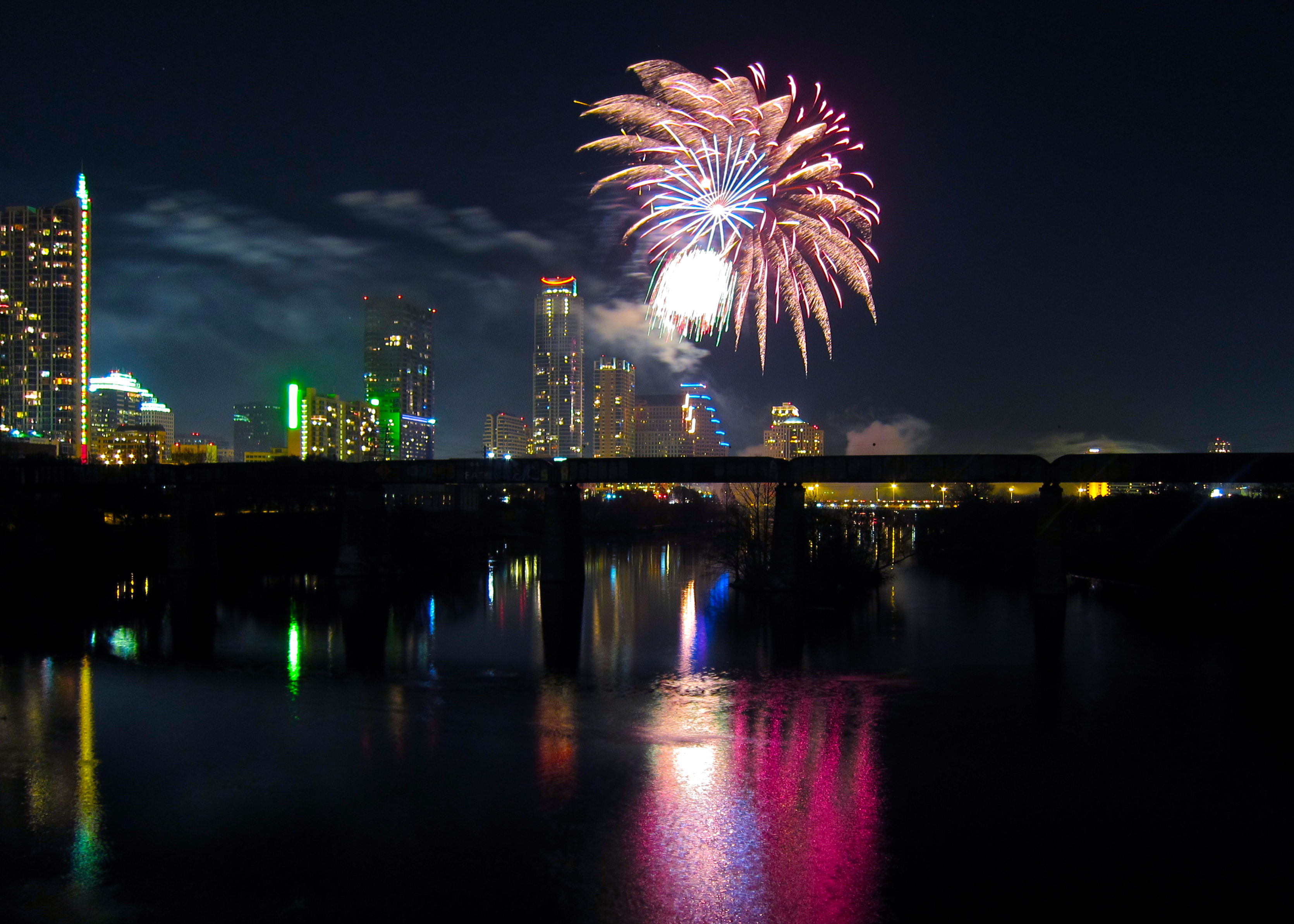 New Years Eve Austin