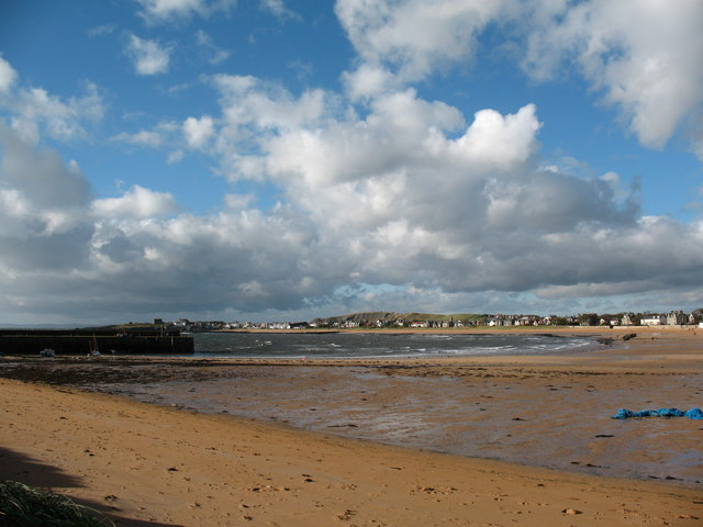 Harbour Beach, Elie. - geograph.org.uk - 624519