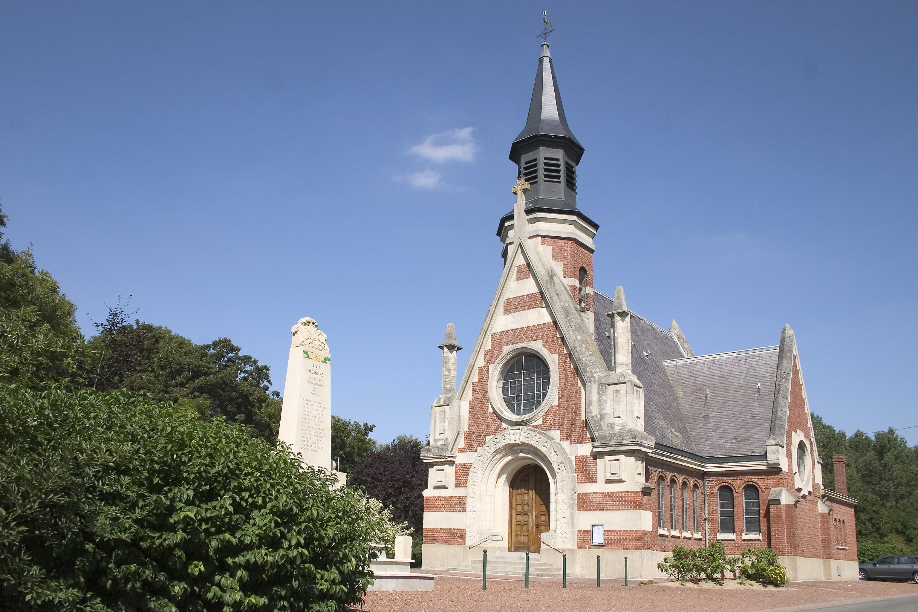 Haucourt (Paso de Calais)