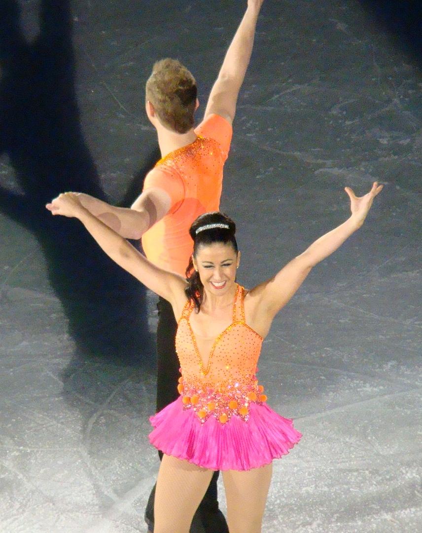 Hayley and dan dancing on ice dating