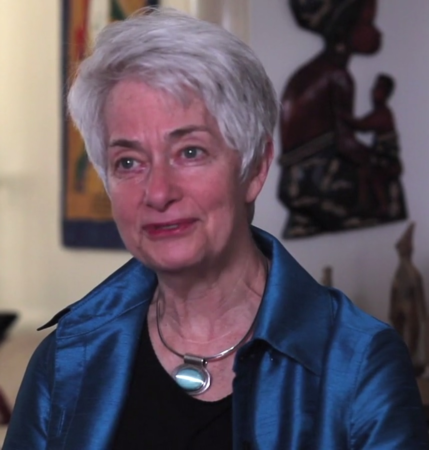 Heather Booth in documentary by [[Lilly Rivlin]], 2016.