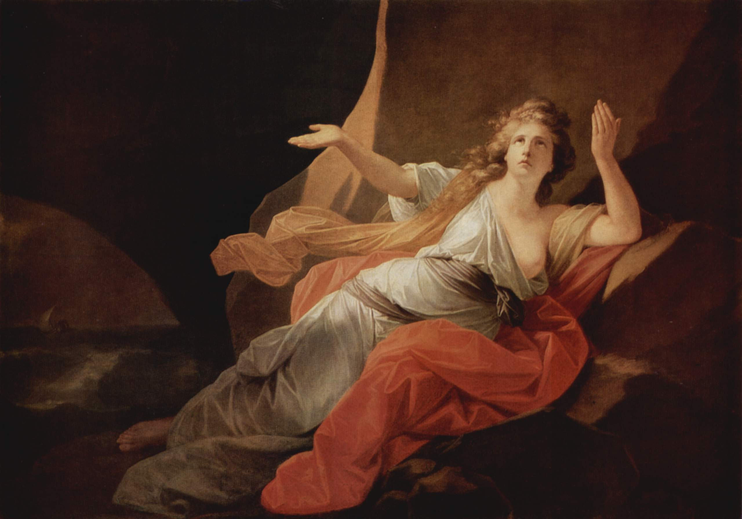 the queen of carthage What is one important way marlowe's dido, queen of carthage deviates from his source material, virgil's aeneid.