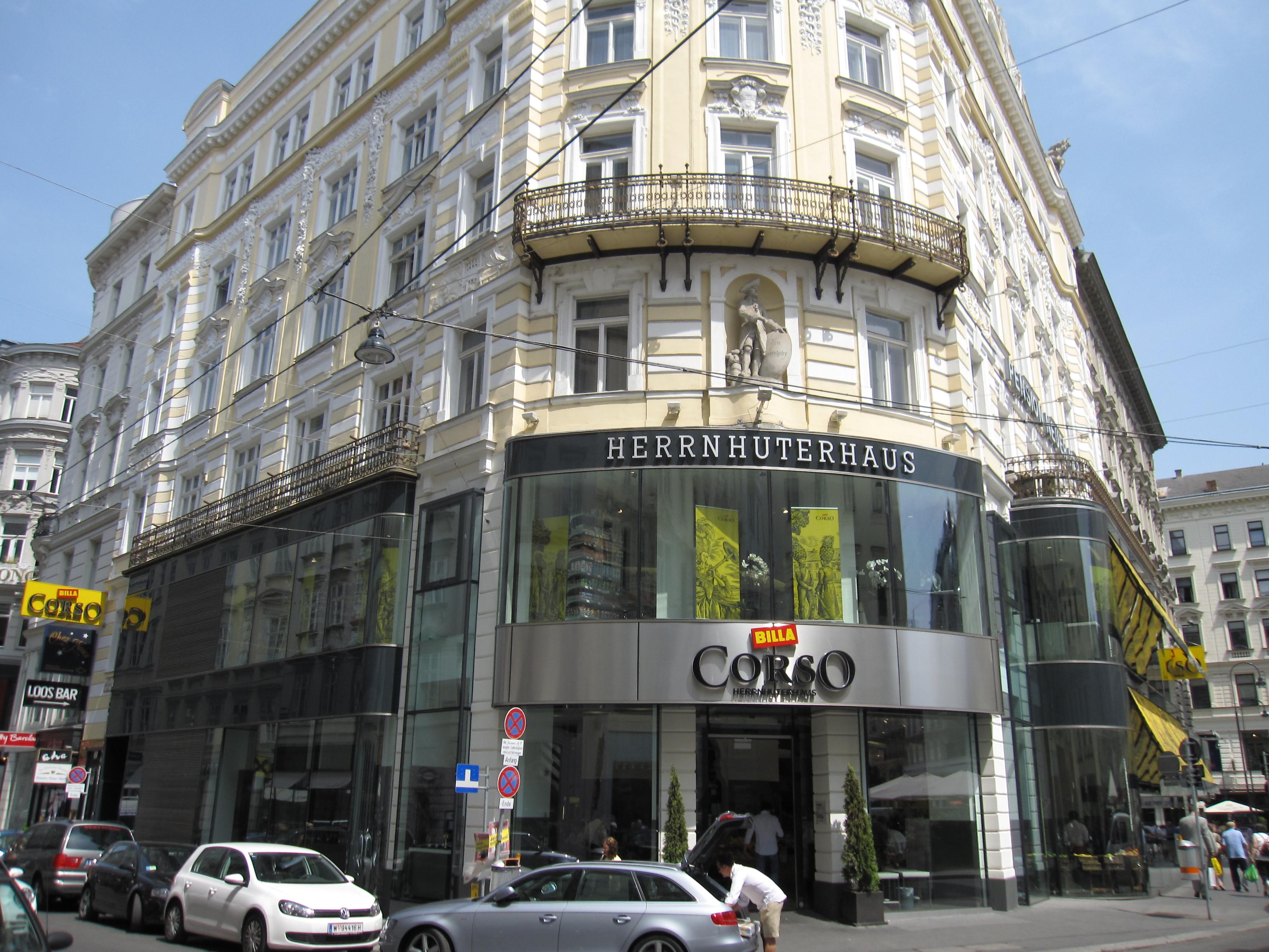 Fileherrnhuterhaus Vienna 3891jpg Wikimedia Commons