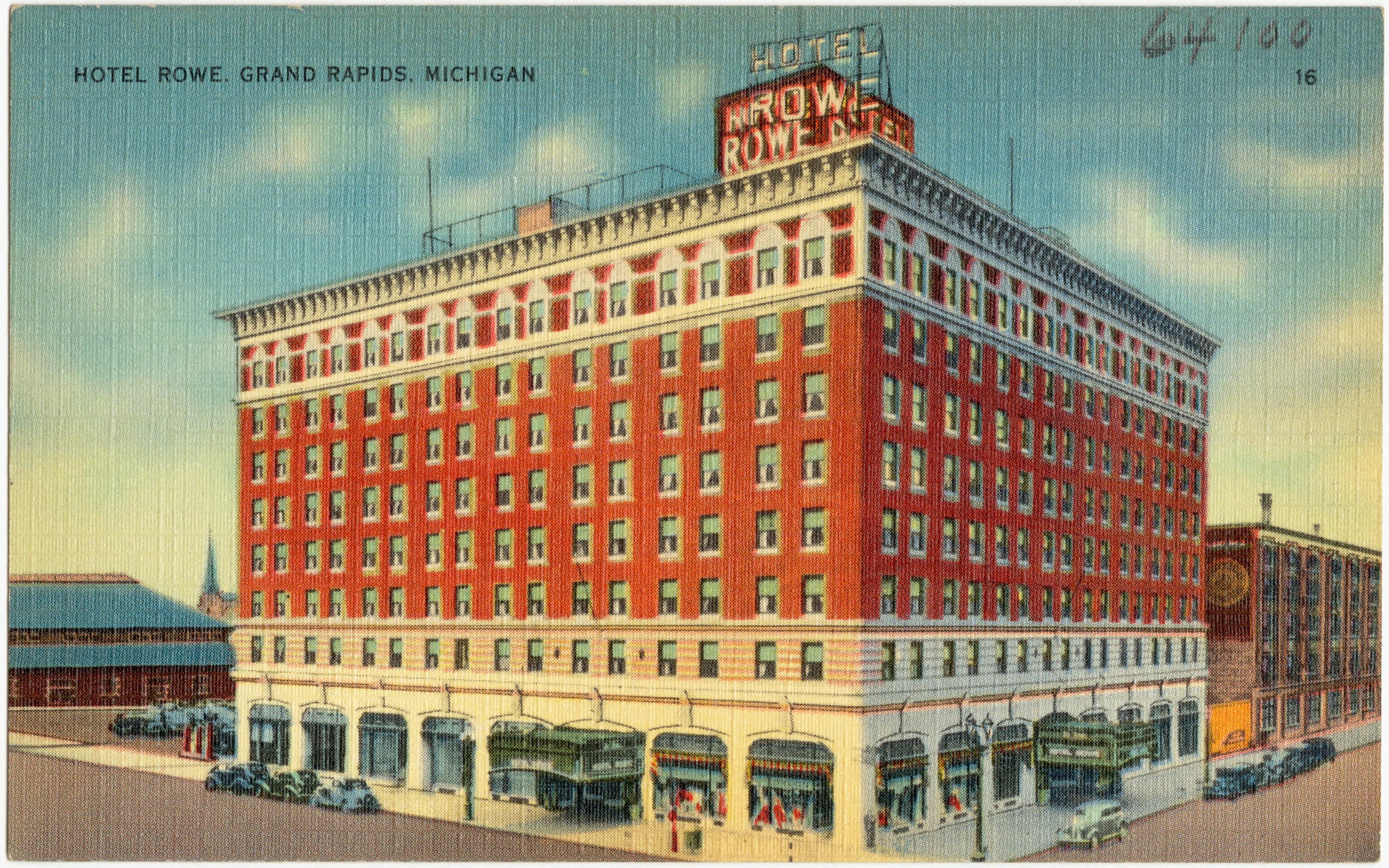 Grand Hotel Michigan Rooms