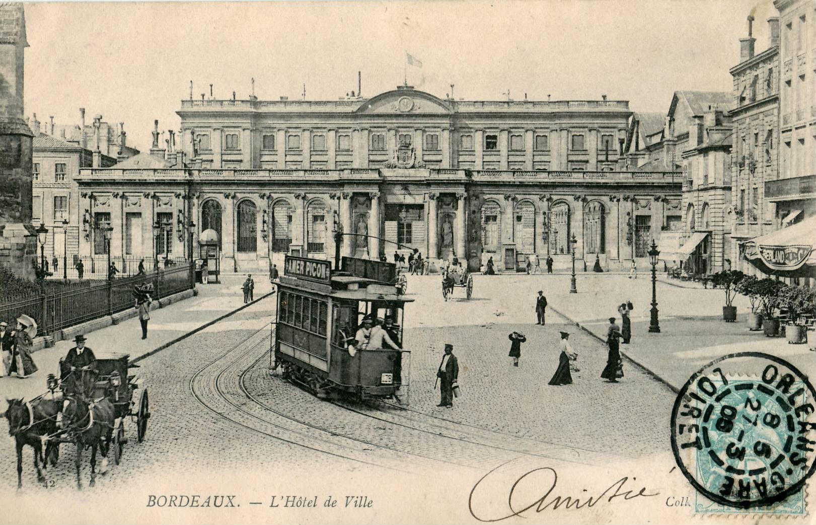 In bordeaux france the mobile lives forum urges tramway for Hotel piscine bordeaux