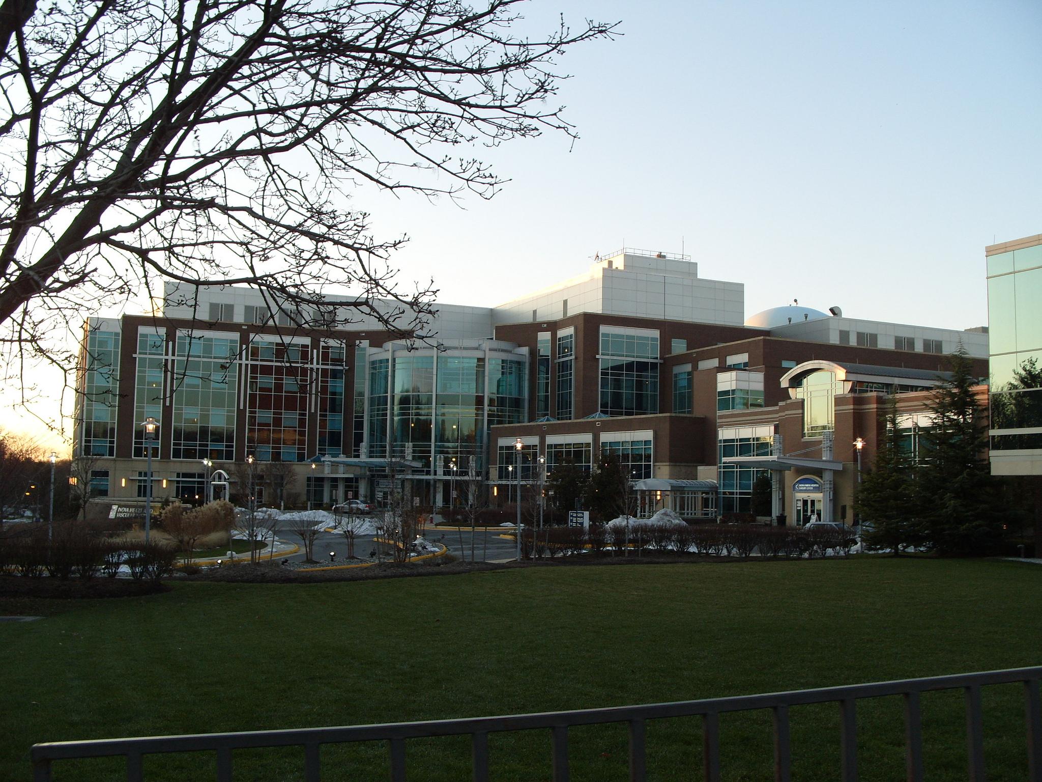 inova fairfax hospital wikipedia