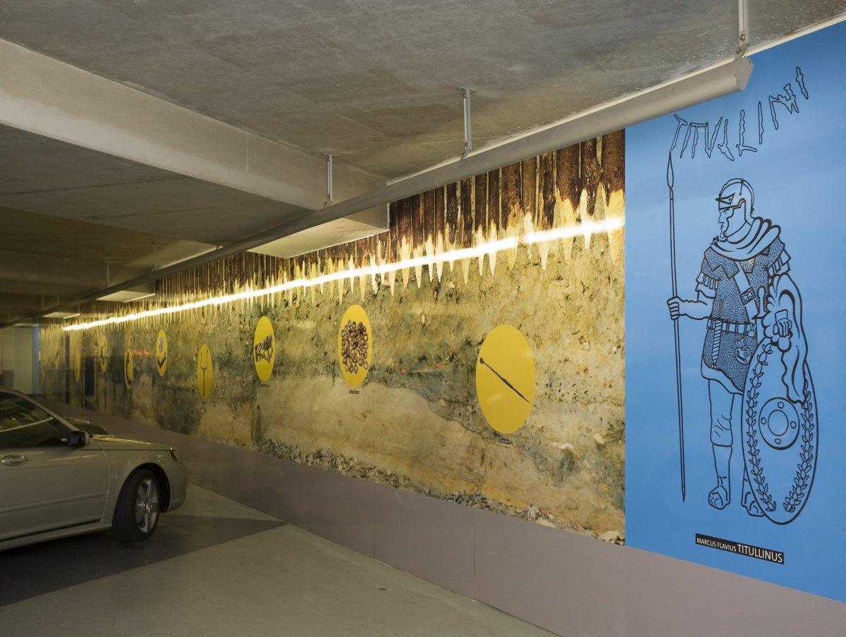 File interieur impressie door ulco glimmerveen van het for Interieur garage