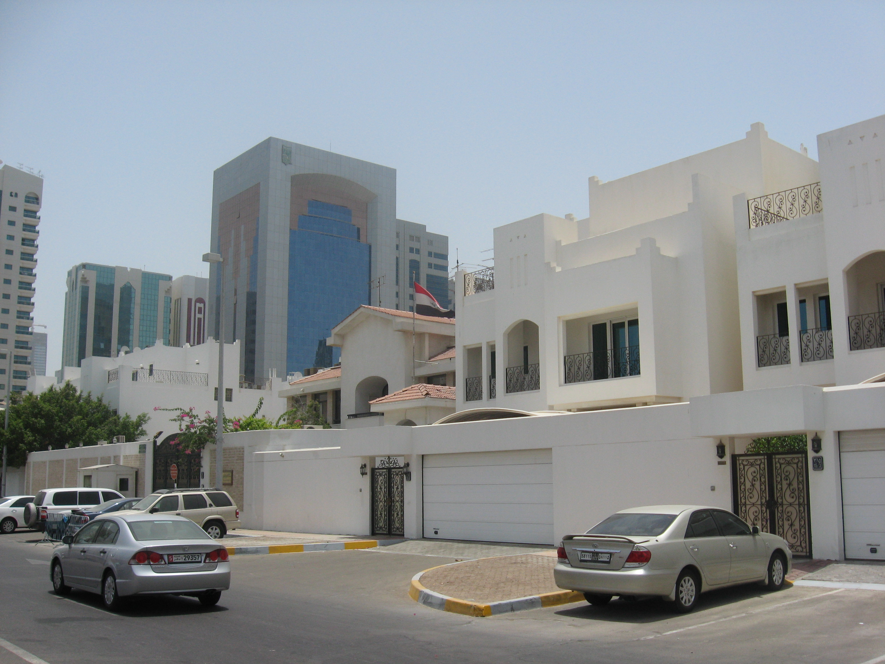 FileIraqi Embassy In Abu Dhabi JPG Wikimedia Commons - Us embassy abu dhabi location map