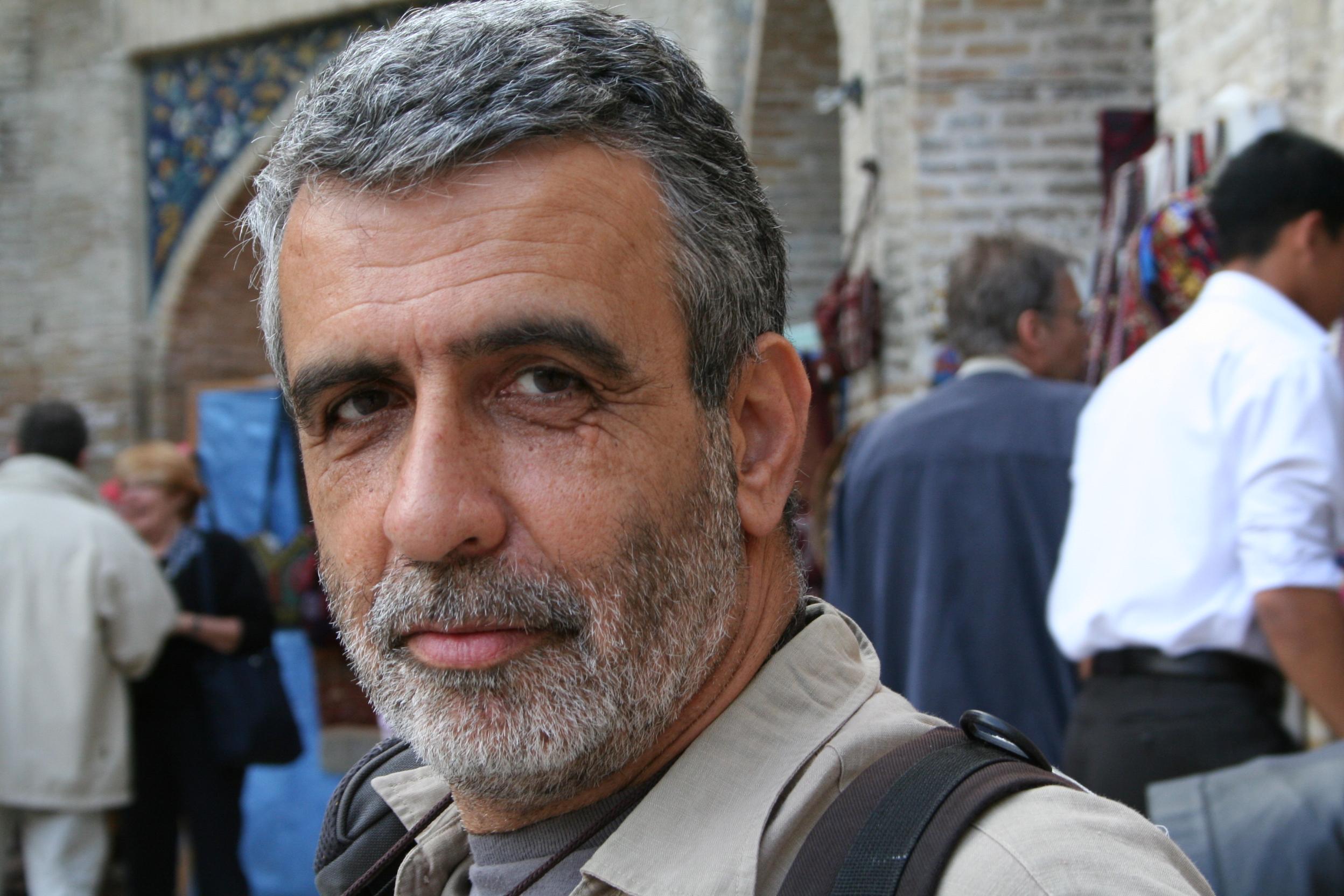 Finkelstein in Jerusalem