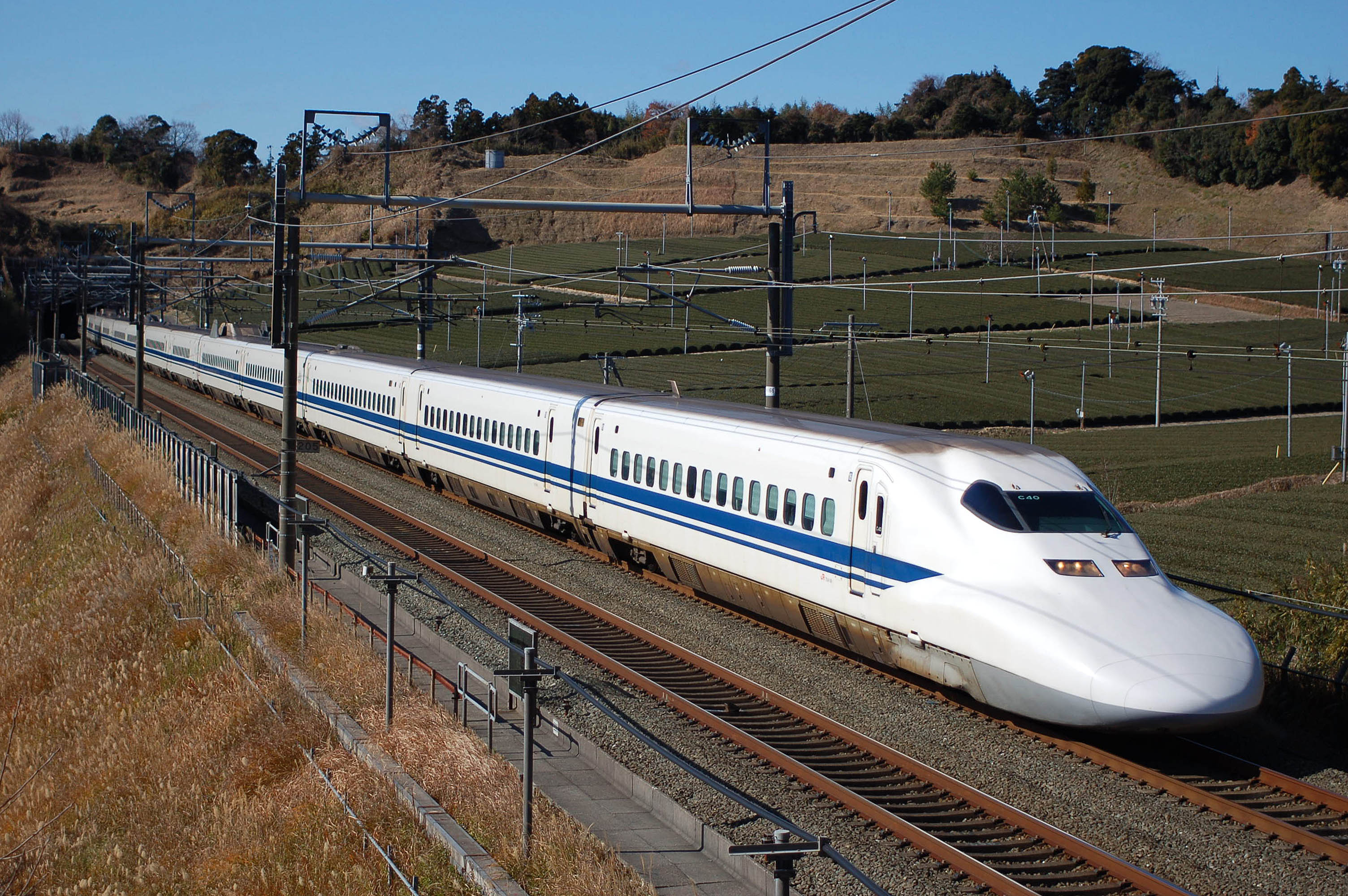 Shinkansen, Japan | Building the World