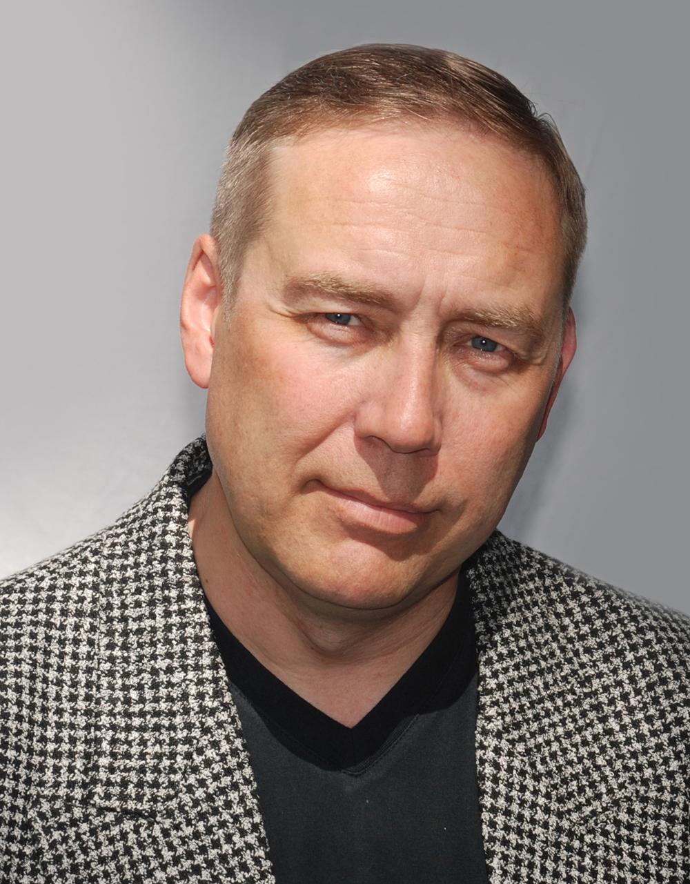 """persu party member James """"persu"""" Hirvisaari"""