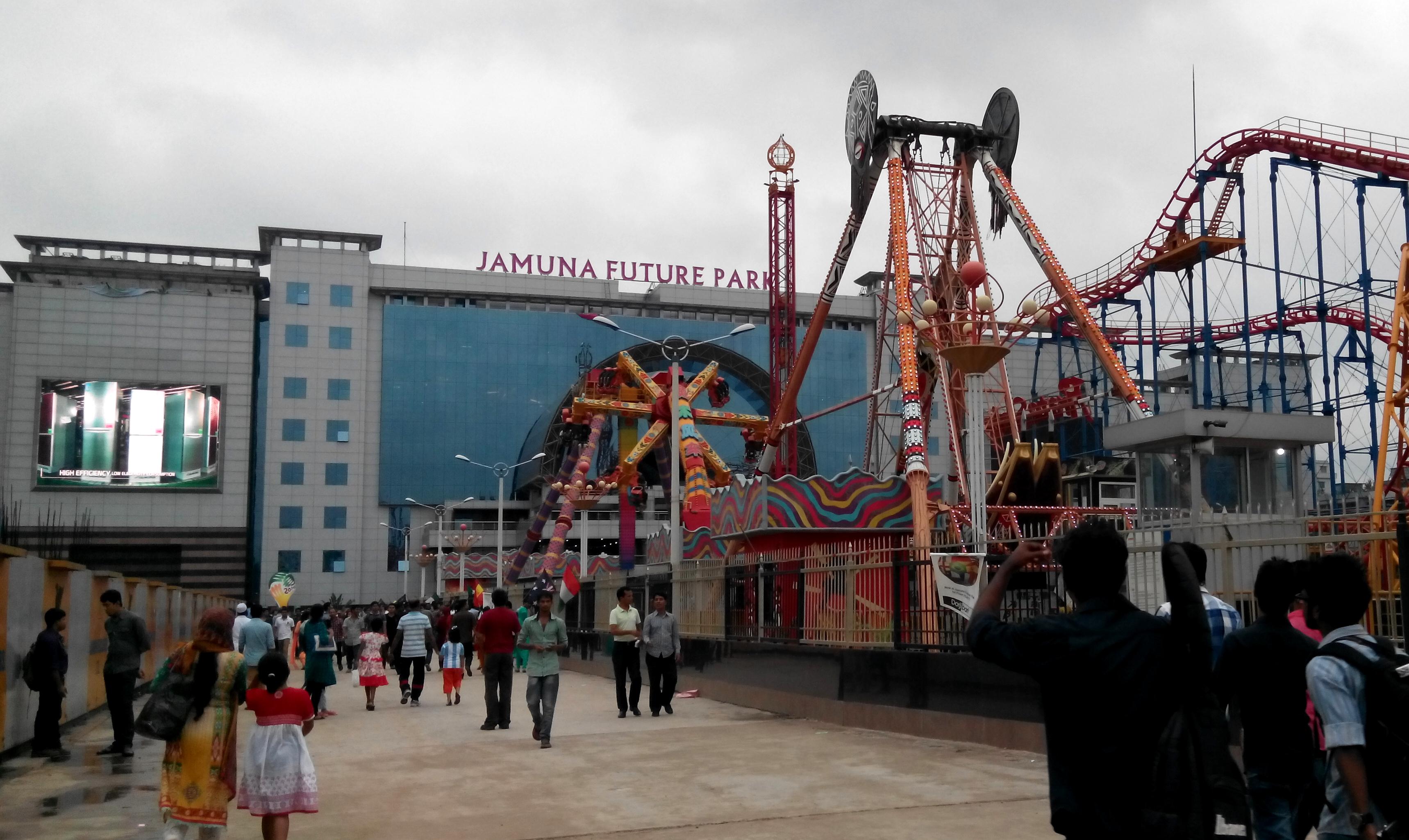 Jamuna Future Park Nike Shoe