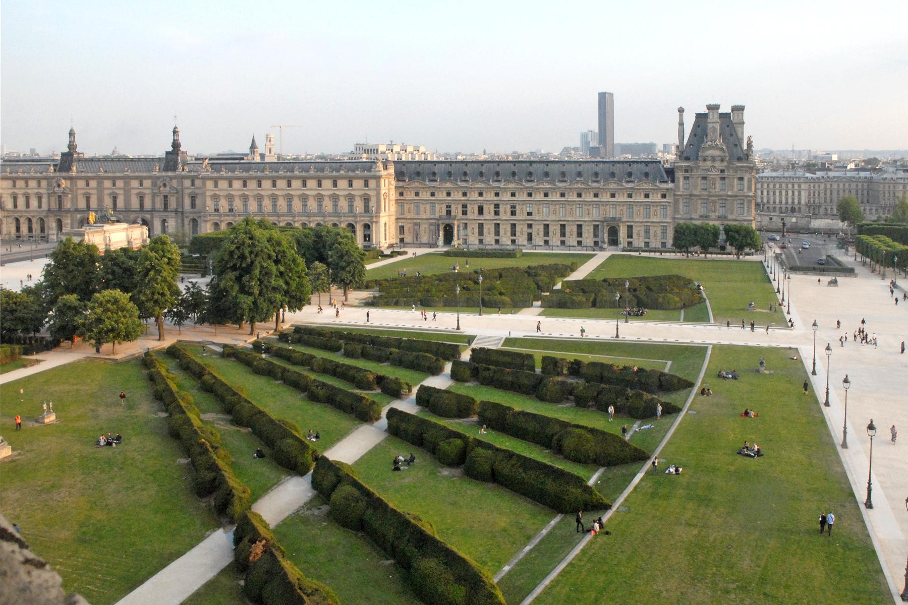 File jardins du carrousel paris may wikimedia for Au jardin de jean pierre inc