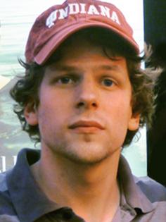 Schauspieler Jesse Eisenberg