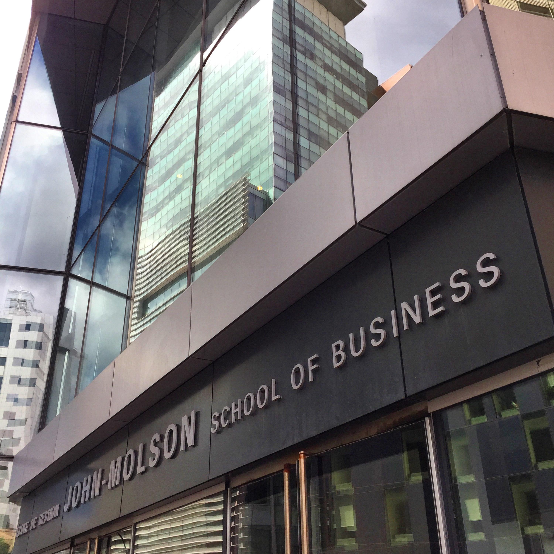 John Molson School of Business - Wikipedia