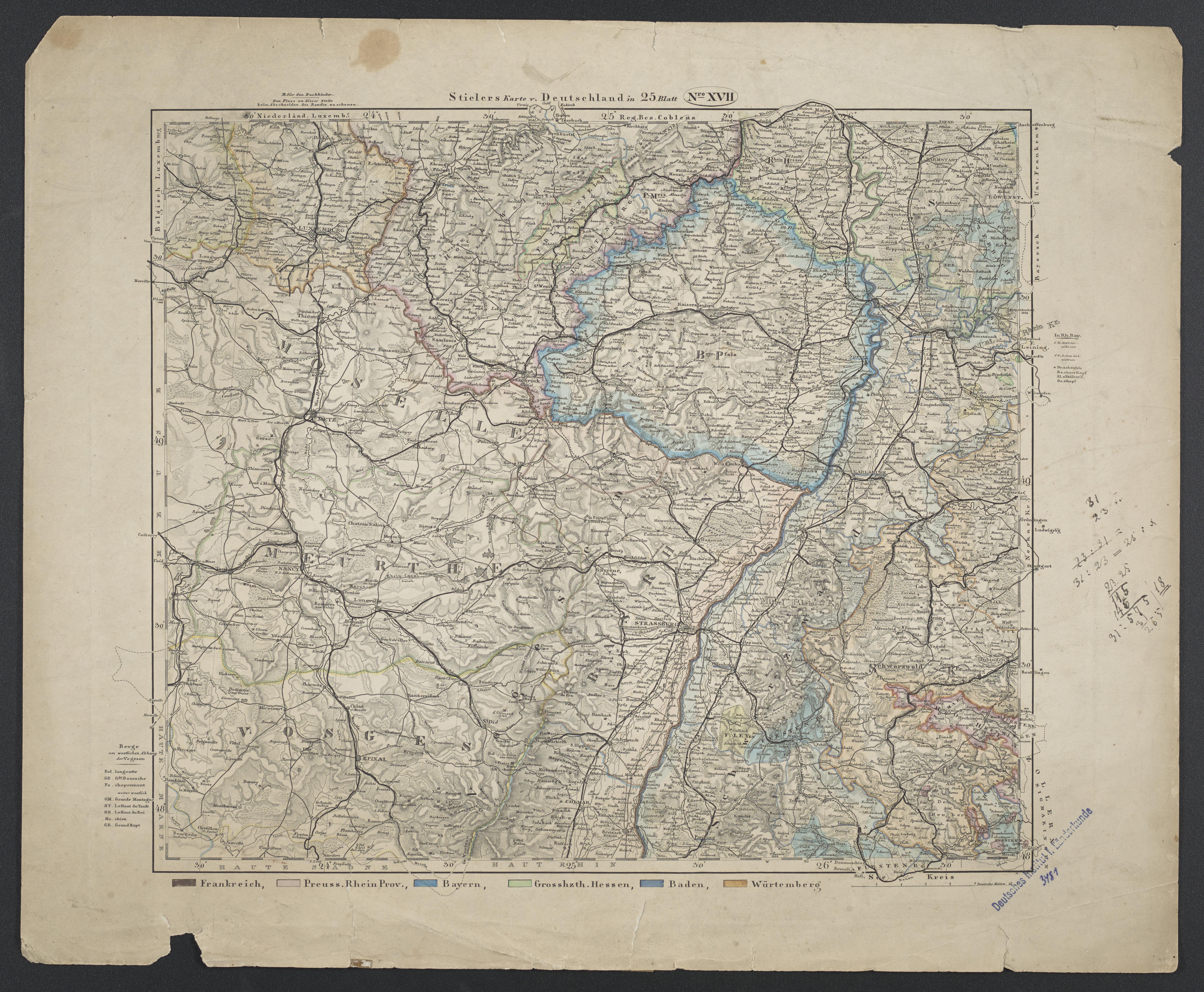 straßburg karte deutschland File:Karte von Deutschland, dem Königr. der Niederlande und der