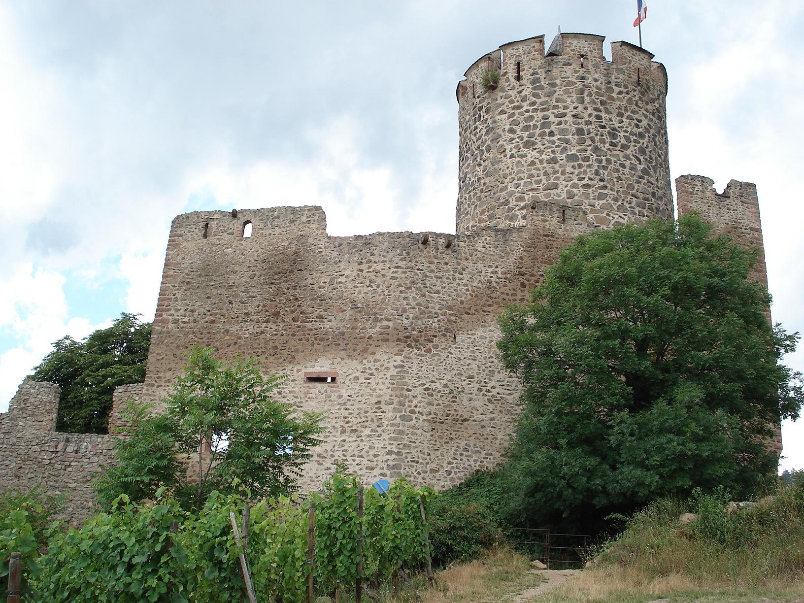 Chateau De Kaysersberg Wikipedia