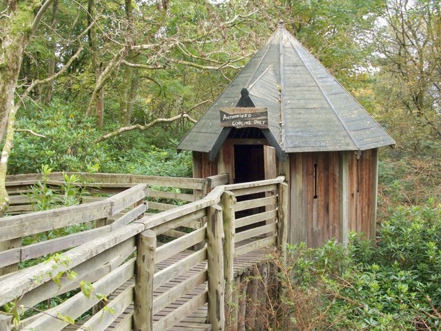 File:Keep Out - Authorized Goblins Only - geograph.org.uk - 1009972.jpg