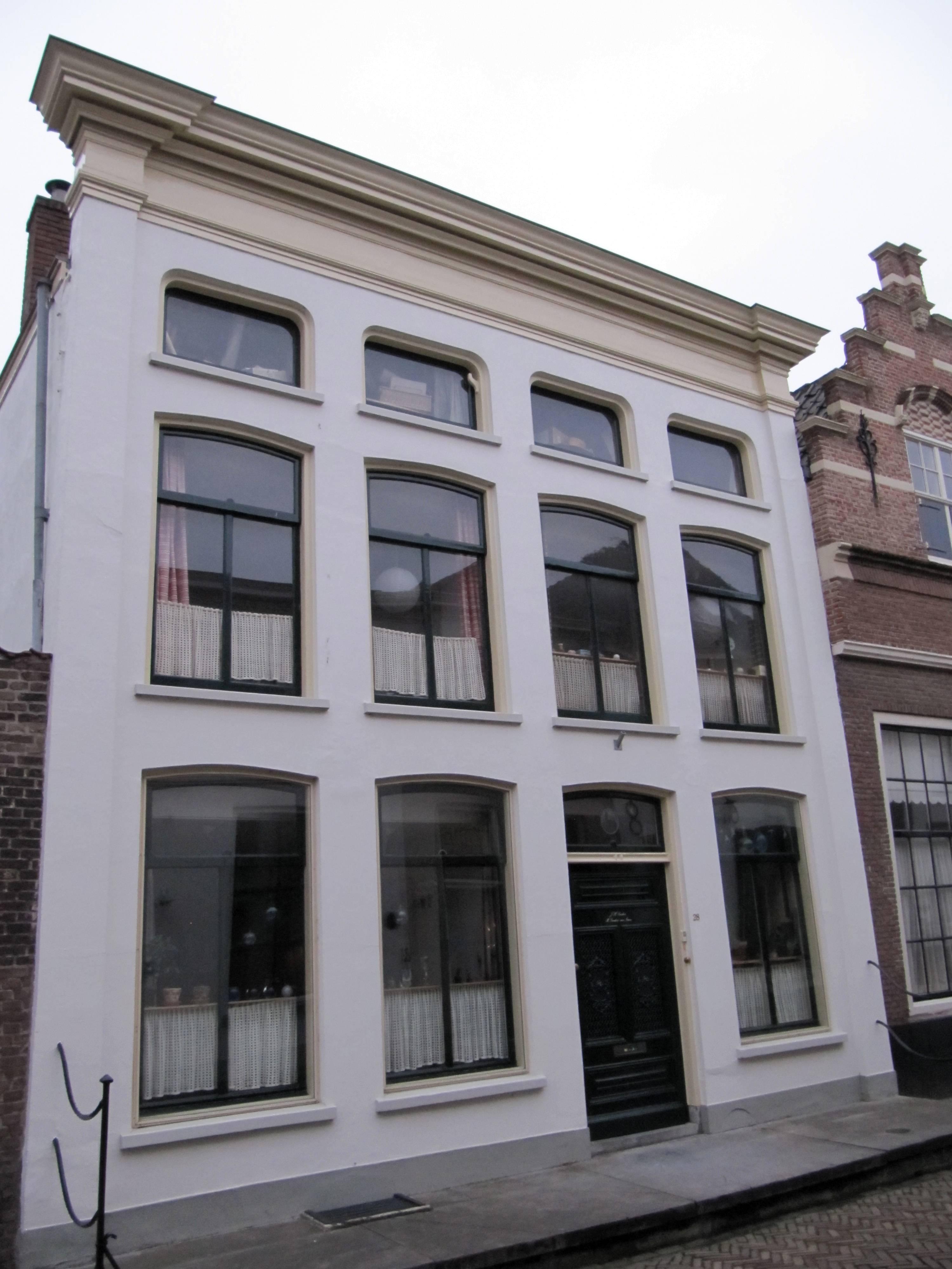 huizen uit 19de eeuw