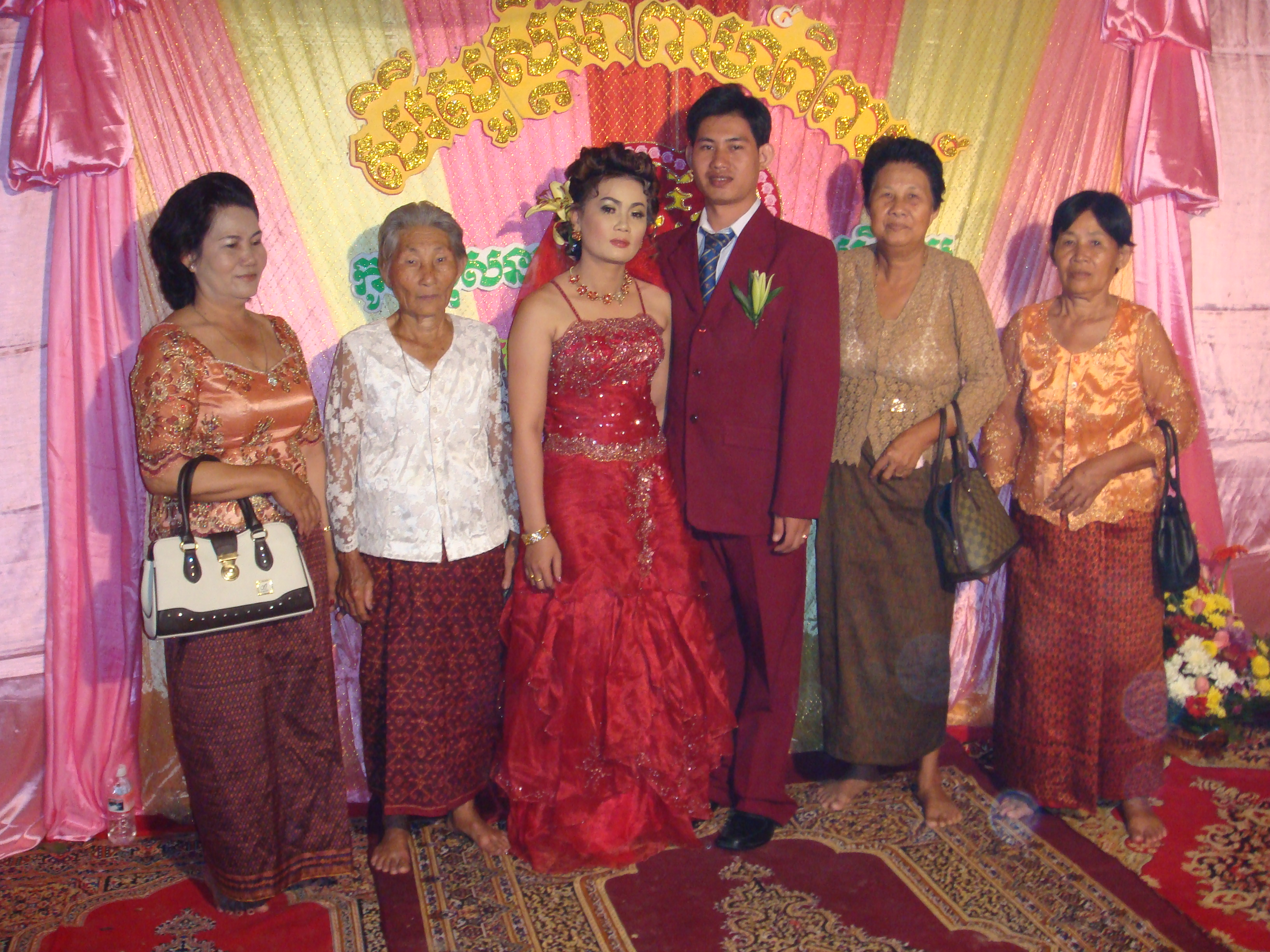 Speaking, asian cambodian girls