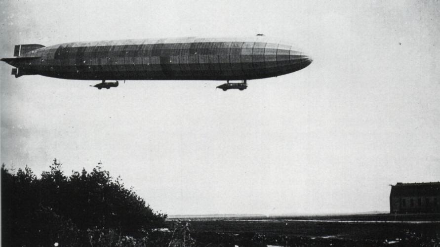 Resultado de imagem para zeppelin german engines