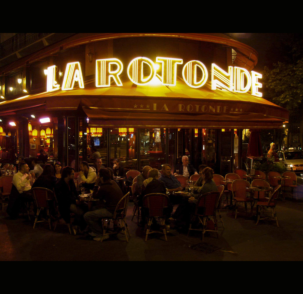 Food in  Paris La Rotonde, France, visiting things to do in France, Travel Blog, Share my Trip