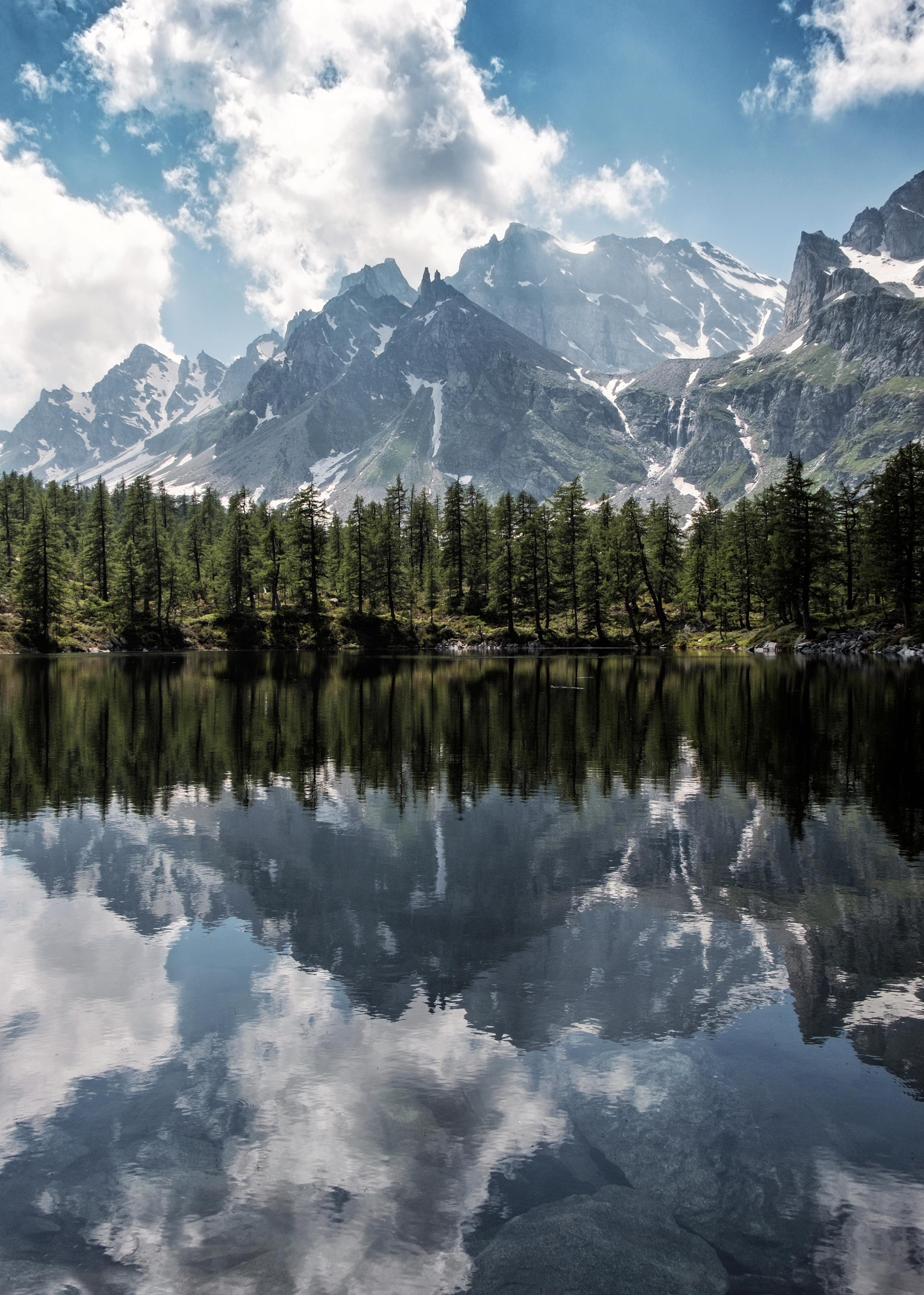 Lago Nero, Alpe Veglia and Alpe Devero Natural Park, Italy [OC] [3000 x 4200]