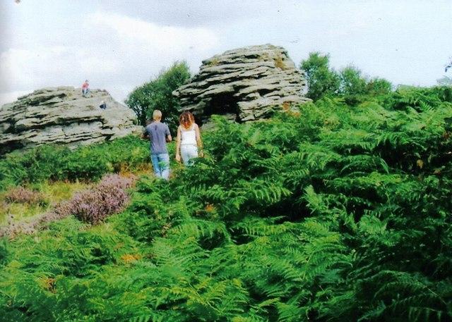 Low Bridestones - geograph.org.uk - 1602125