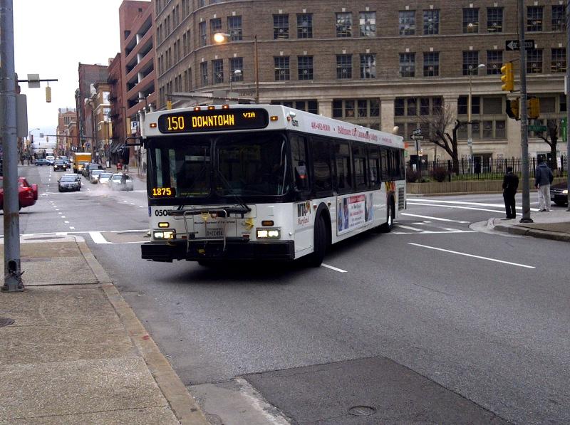 Route 150 Mta Maryland Wikipedia