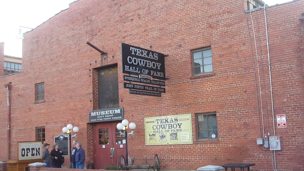 Texas Cowboy Hall Of Fame Wikipedia