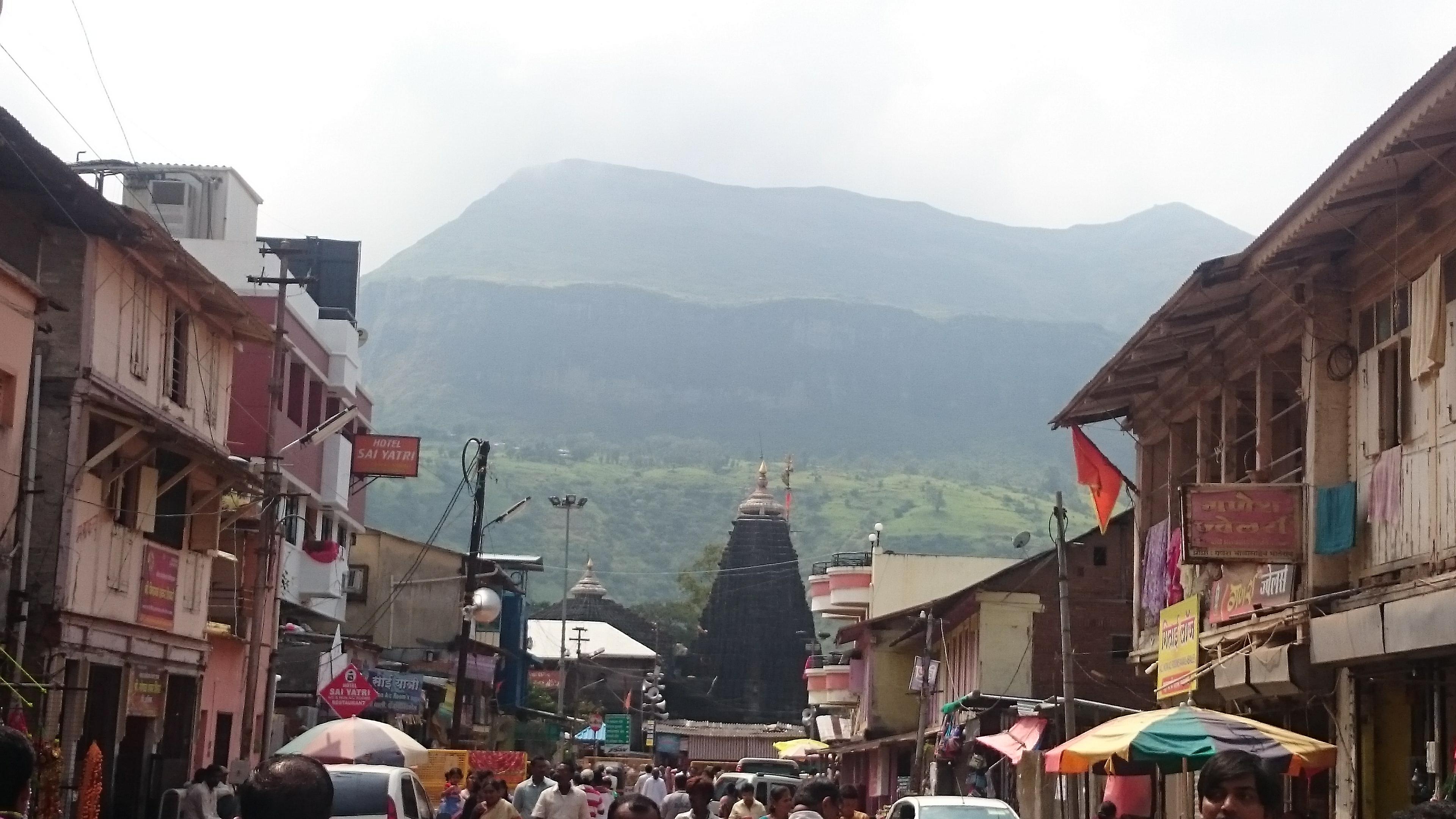 Trimbakeshwar Shiva Temple - Wikiwand