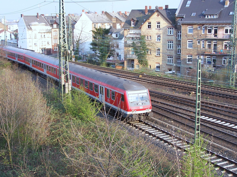 Gleisdreieck Frankfurt