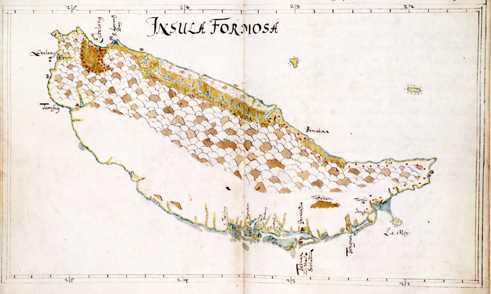 Historical Gold Chart 100 Years: Map of Formosa c. 1652.jpg - Wikimedia Commons,Chart