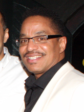 The 61-year old son of father (?) and mother(?) Marlon Jackson in 2019 photo. Marlon Jackson earned a  million dollar salary - leaving the net worth at 0.1 million in 2019