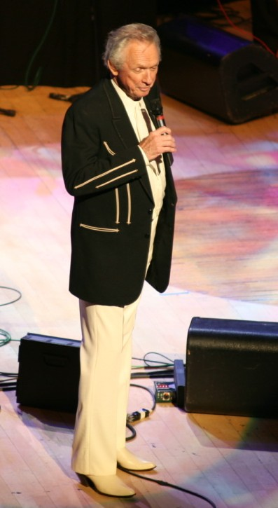 Tillis at the Grand Ole Opry, 2007