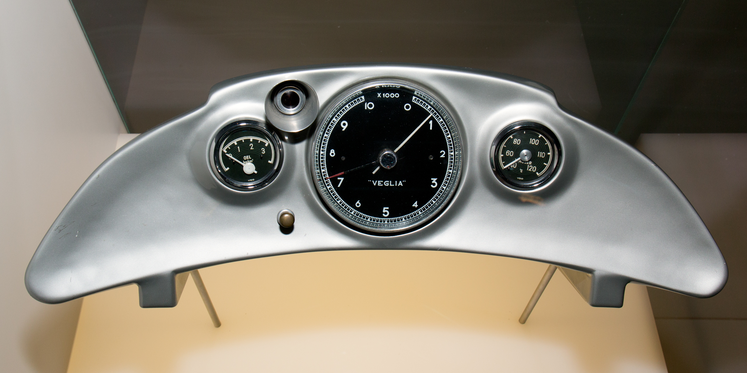 World Most Expensive Car >> File:Mercedes-Benz W196R dashboard Mercedes-Benz Museum ...