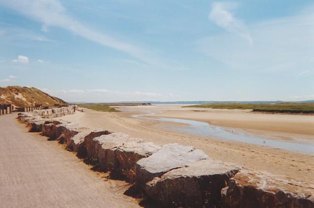 Millennium Coastal Path at Pembrey