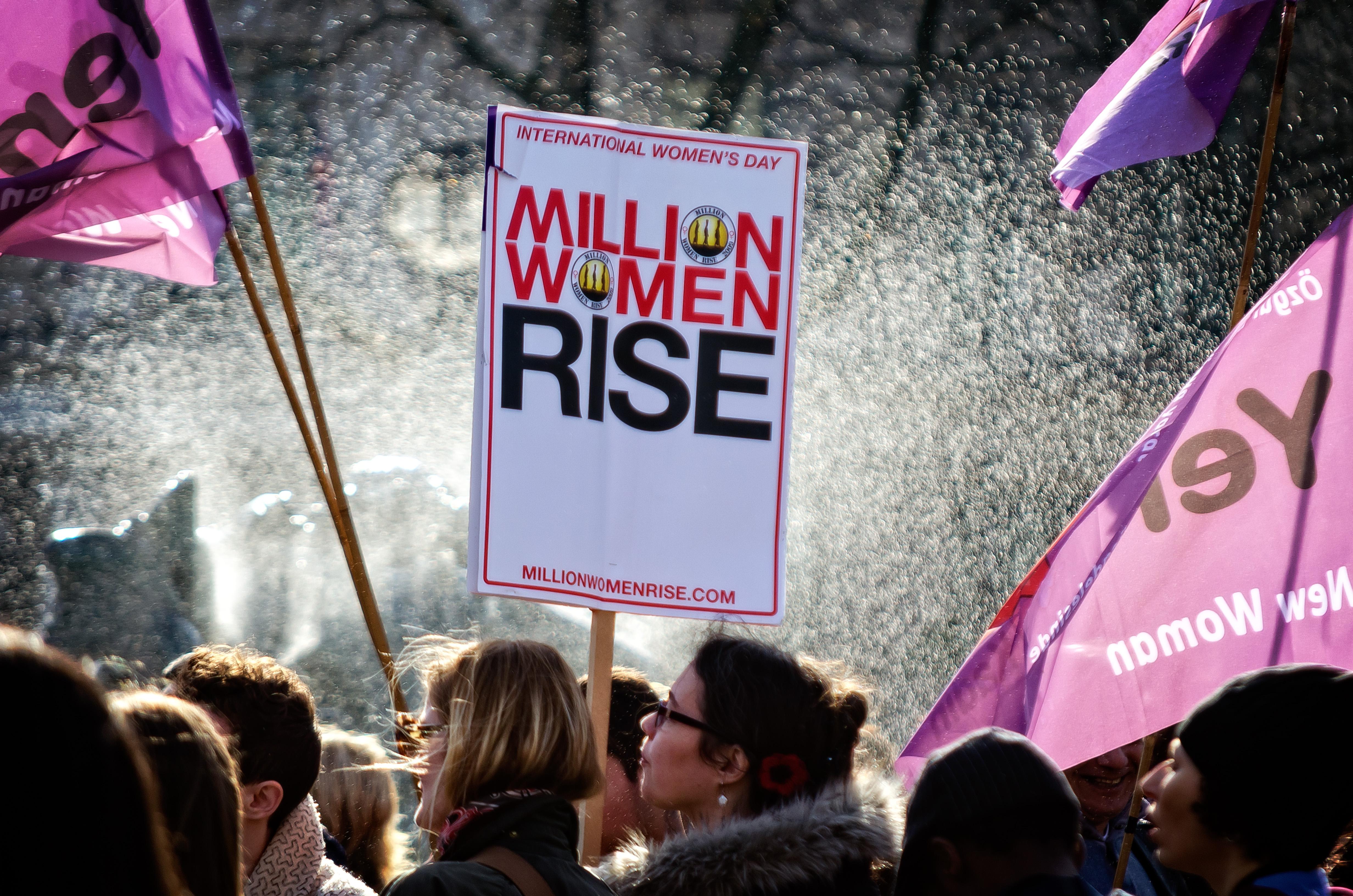 Egy millió nő ébredésse