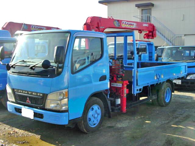 2007 mitsubishi fuso truck Images